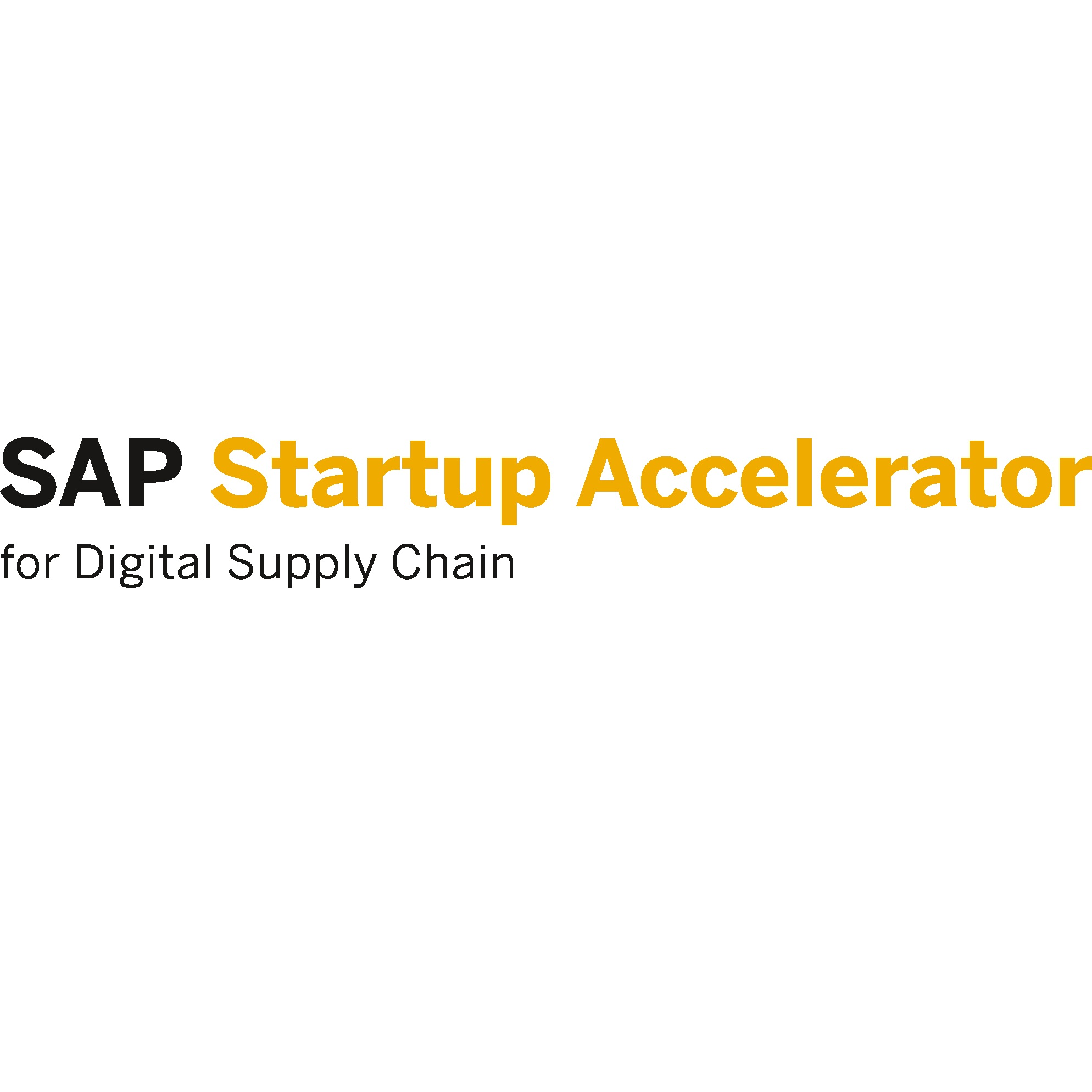 SAP Startup Accelerator for Digital Supply Chain